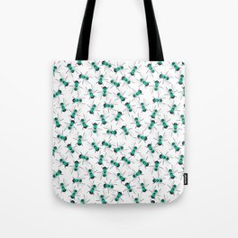 Fly blown Tote Bag