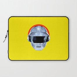 Daft Low Poly Punk Laptop Sleeve