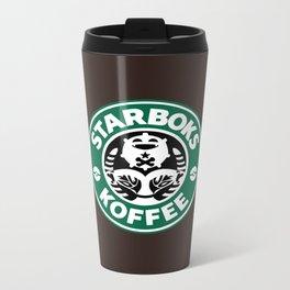 Starboks Koffee 2.0 Metal Travel Mug