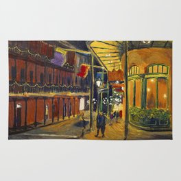 Nola at Night Rug