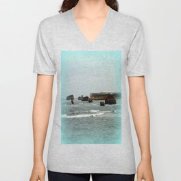 Bay of Islands Unisex V-Neck