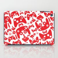 gaming iPad Cases featuring Gaming Love by Tombst0ne