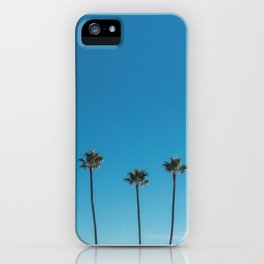 Summer Palms iPhone Case