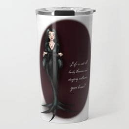 Morticia Travel Mug