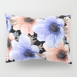 At Peace in My Garden: Floral Pattern Pillow Sham