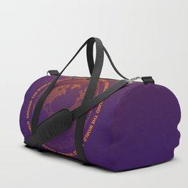 Around the world Duffle Bag