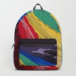 Fluid Dispersion Backpack