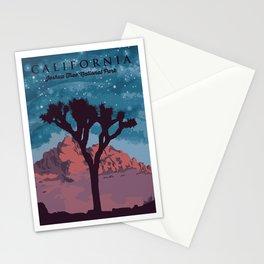 Joshua Tree National Park. Stationery Cards