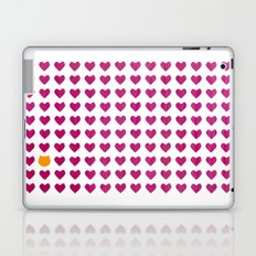 magenta where is the neko, where is the cat Laptop & iPad Skin