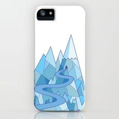 Adventure Scene Slim Case iPhone (5, 5s)