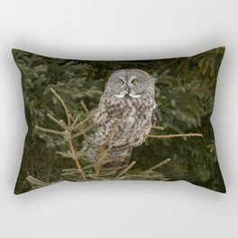Pine Prince Rectangular Pillow
