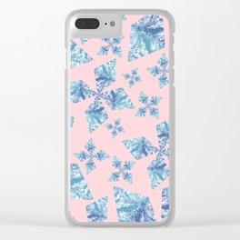 Kaleidoscopic Clear iPhone Case