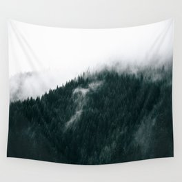 Forest Fog XIV Wall Tapestry
