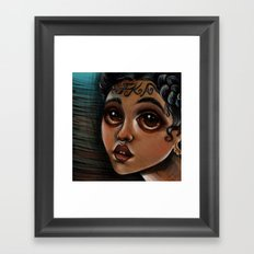 Twigs aka FKA Framed Art Print