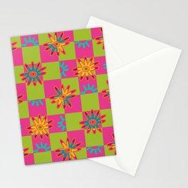 Paracas flowers I Stationery Cards