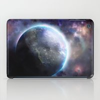 planet iPad Cases featuring Planet by Øyvind Lien