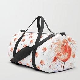 Feathery Friend Duffle Bag
