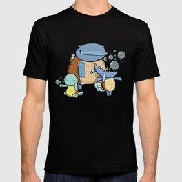 Pokémon - Number 7, 8 & 9 T-shirt