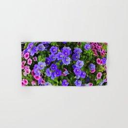 Flower power Hand & Bath Towel