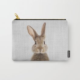 Rabbit - Colorful Carry-All Pouch