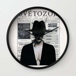 Svetozor Wall Clock