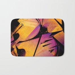 B--Abstract Bath Mat