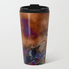 Brown vibration Travel Mug
