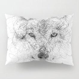WolF Line Pillow Sham