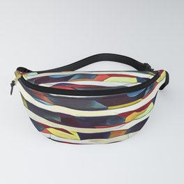 Waves of Noise ~ Darker Fanny Pack