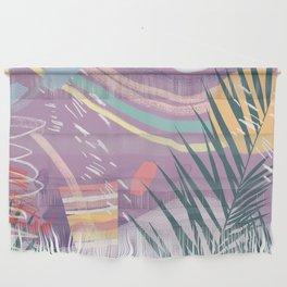 Summer Pastels Wall Hanging