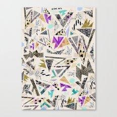 HECTIC Canvas Print