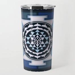 Sri Yantra II.I Travel Mug