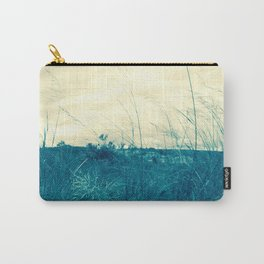 Waves of Grains Carry-All Pouch