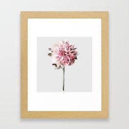 All The Pretty Flowers No. 2 Framed Art Print