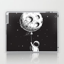 Fly Moon Laptop & iPad Skin