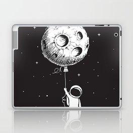 Fly Moon Laptop & iPad Skin