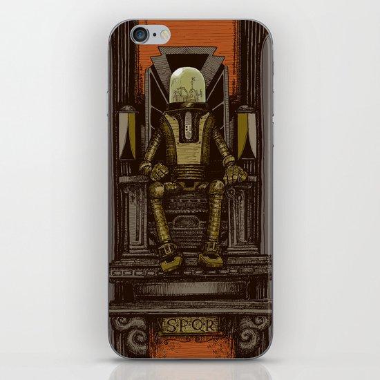 Pax Robota iPhone & iPod Skin