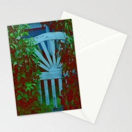 Door to the Garden Stationery Cards