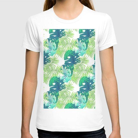 Tropical Leaves by kamelia_12