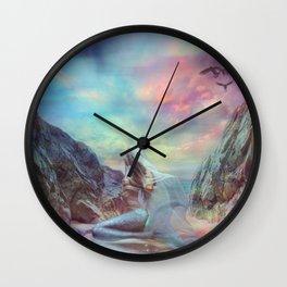 Escape The Tide Wall Clock