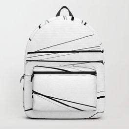 Urban Abstract III Backpack