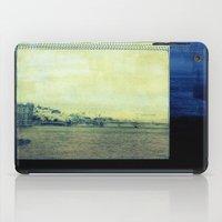 bridge iPad Cases featuring Bridge by Neelie