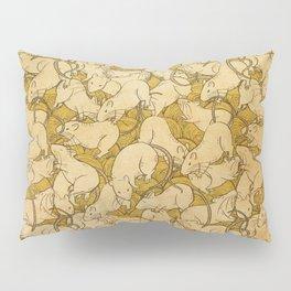 A world of rats Pillow Sham