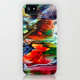 MidSummerNight iPhone Case