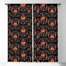 Halloween Spooks Blackout Curtain
