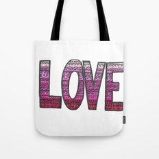 Love Design Tote Bag