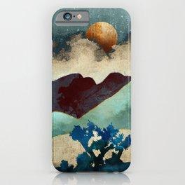 Evening Calm iPhone Case