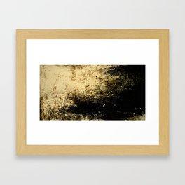 The Maw Framed Art Print
