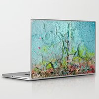 atlas Laptop & iPad Skins featuring Atlas by Angela Fanton