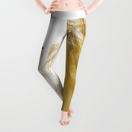 Grounded Watercolor Leggings